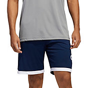 adidas Men's Badge Of Sport Basketball Shorts (Regular and Big & Tall)