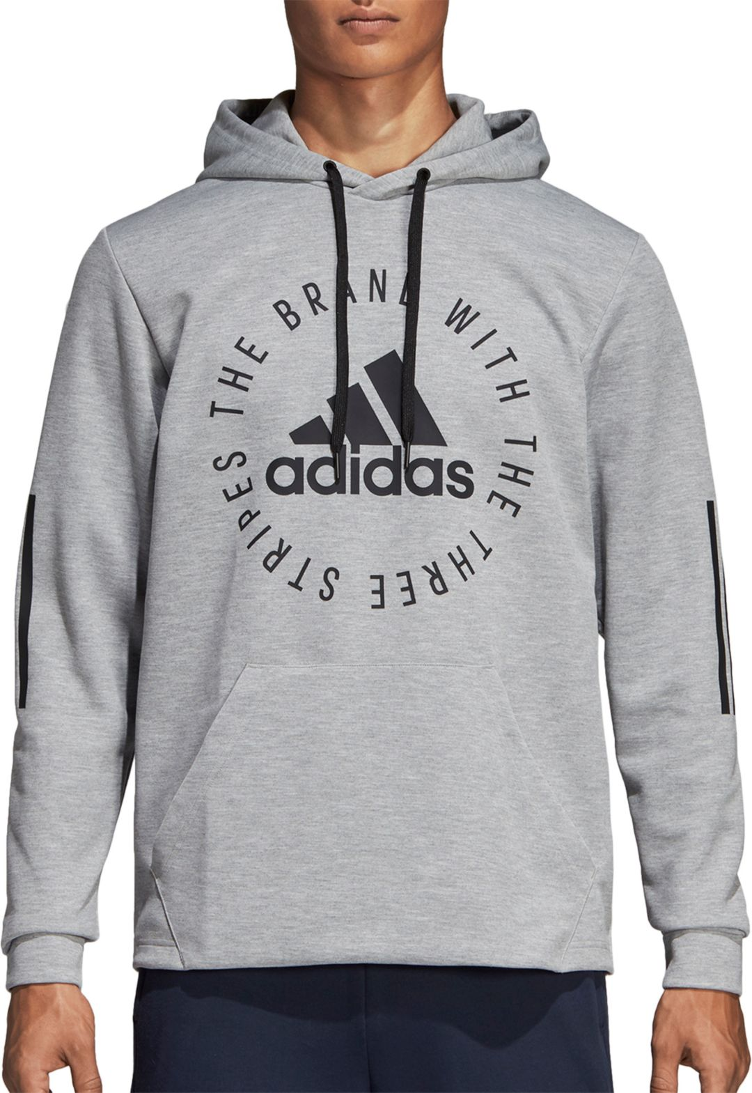 outlet on sale classic shoes new release adidas Men's Sport ID Hoodie