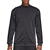 adidas Men's Essentials 3-Stripes Tricot Track Jacket (Regular and Big & Tall)