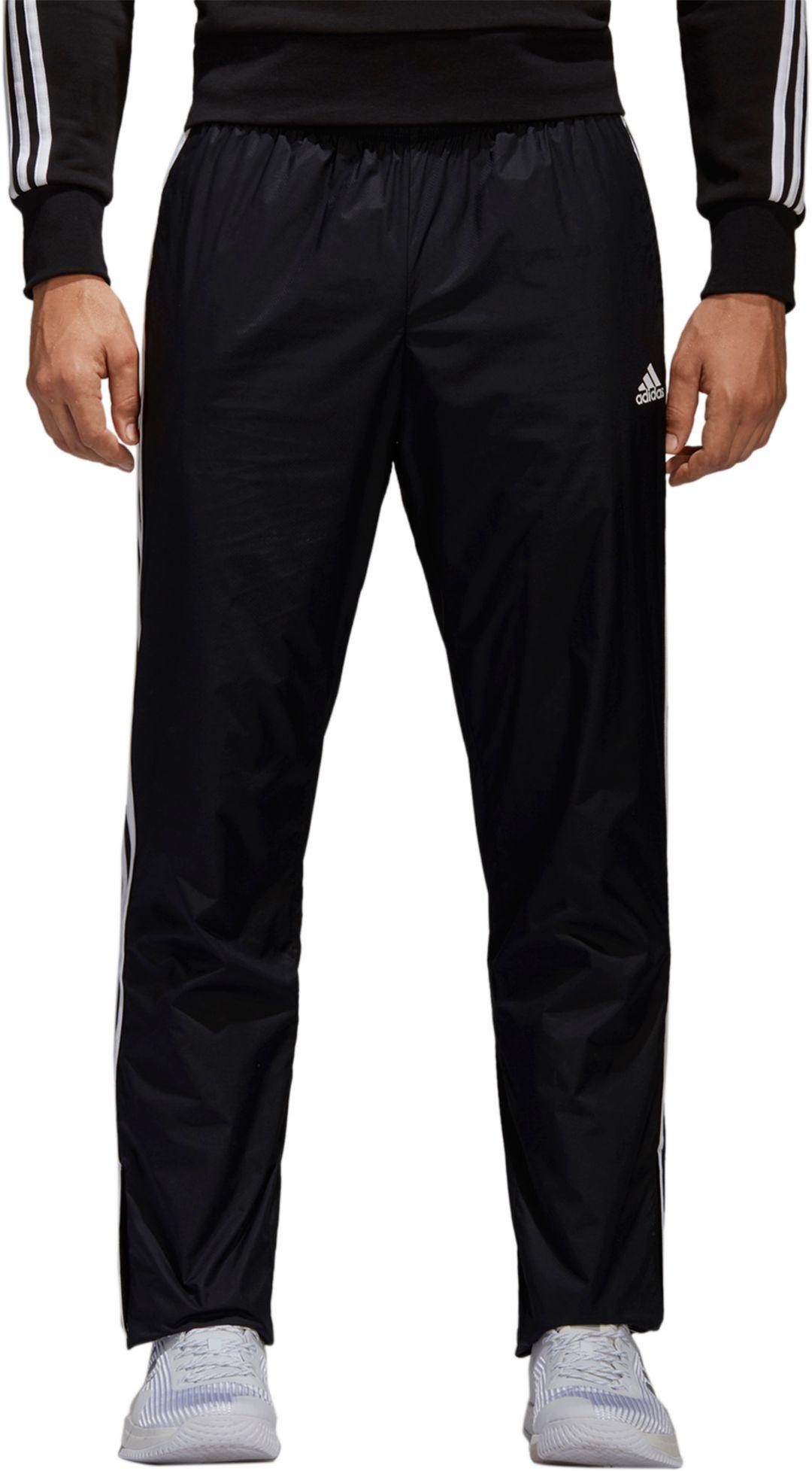 adidas Men's Essentials 3 Stripe Training Pants