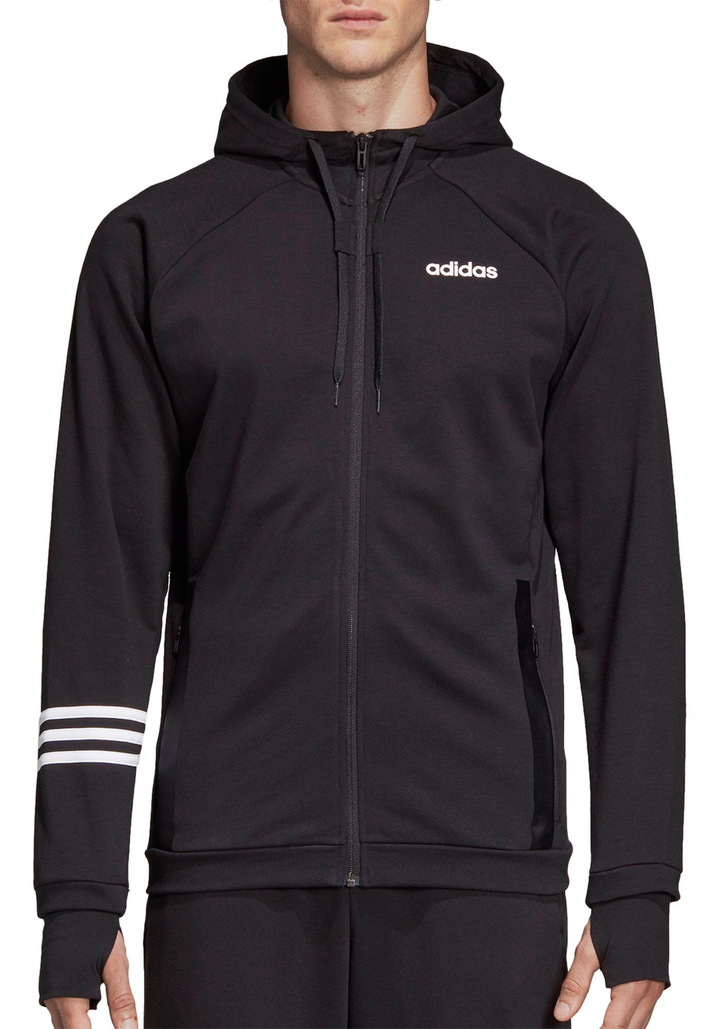 adidas Men's Essentials Motion Pack Track Jacket