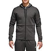 adidas Men's Stadium Full Zip Hooded Jacket