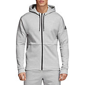 adidas Men's Stadium Full Zip Hooded Jacket
