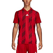 adidas Men's Striped 19 Soccer Jersey T-Shirt
