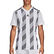 adidas Men's Striped 19 Soccer Jersey T-Shirt