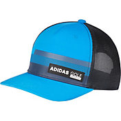 adidas Men's Stripe Trucker Golf Hat