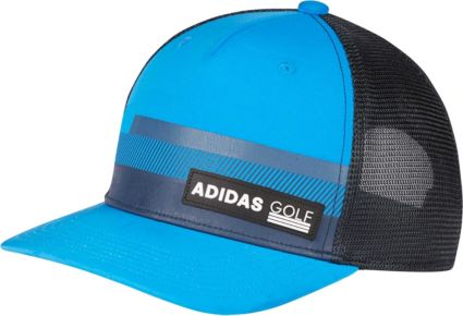 adidas Men's Stripe Trucker Hat