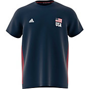 adidas Men's USA Volleyball Replica T-Shirt