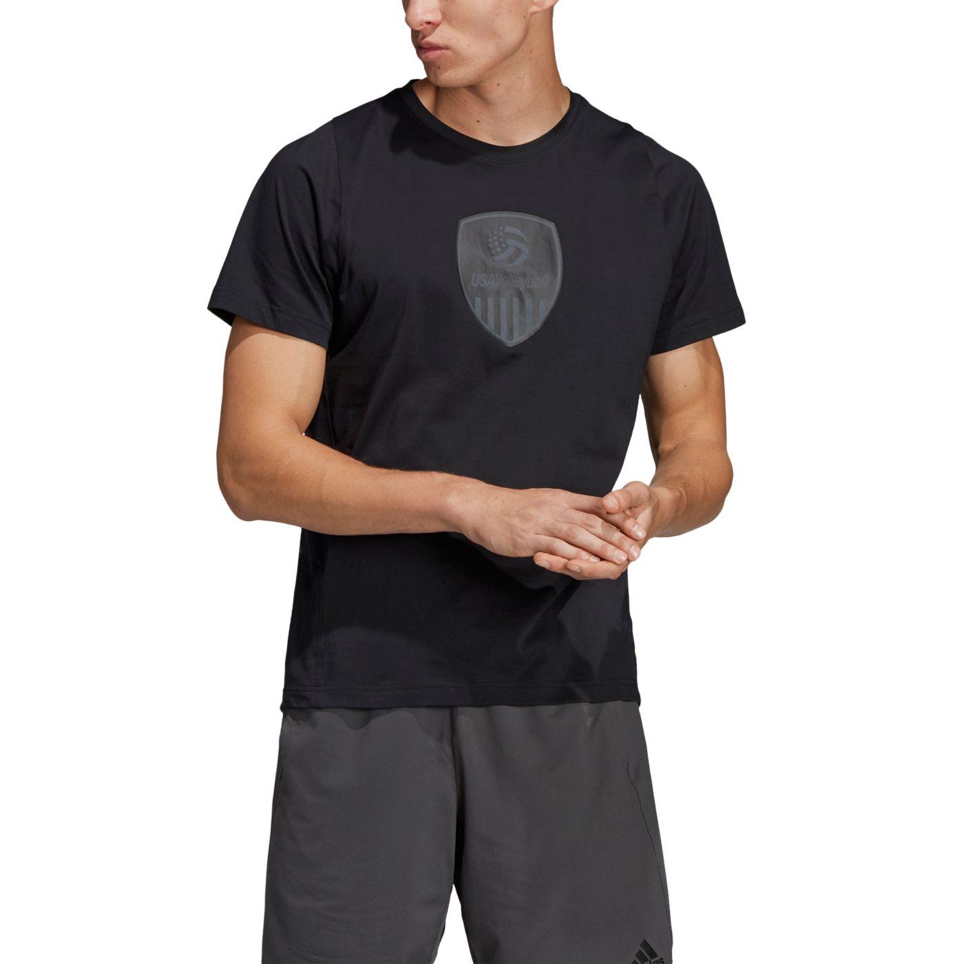 Adidas Men's USA Volleyball T-Shirt