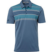 adidas Men's Drive Bold Sport Golf Polo