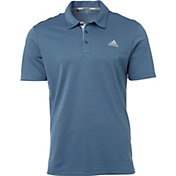 adidas Men's Advantage Novelty Solid Golf Polo