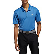 adidas Men's Drive Novelty Solid Golf Polo