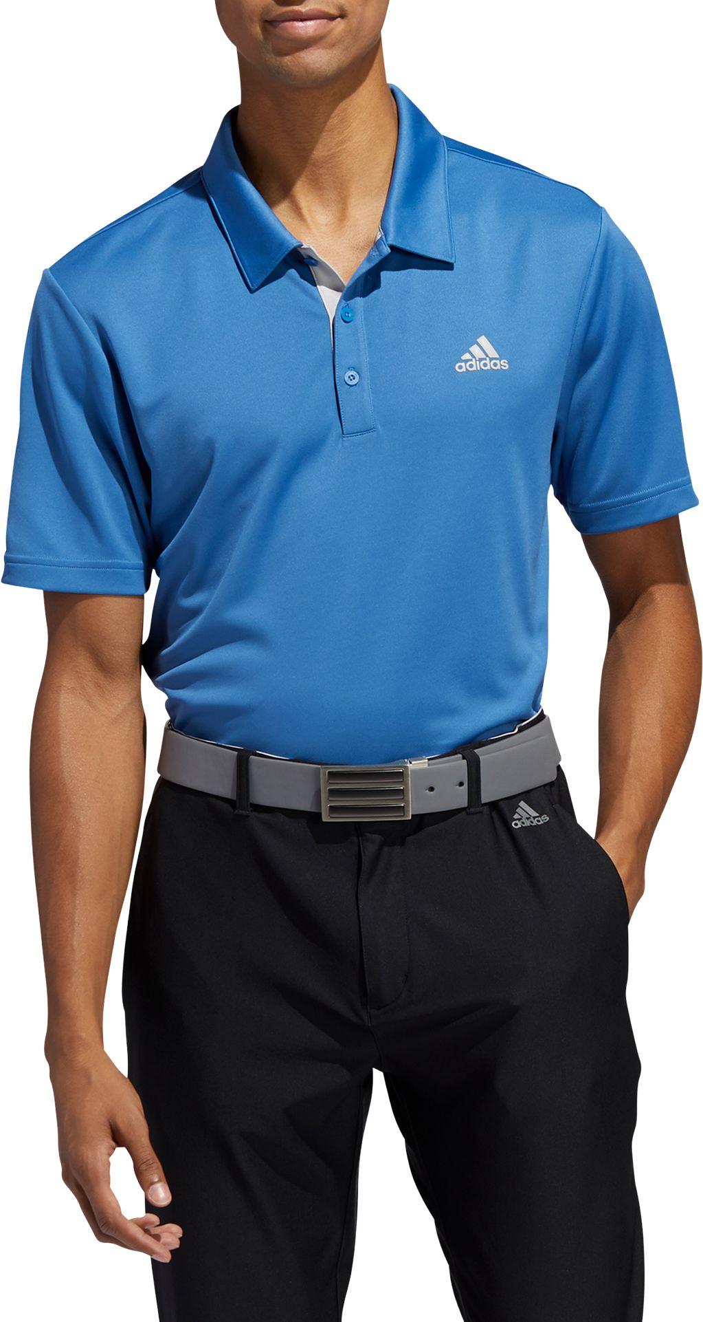 What is a Golf Shirt - Adidas Golf Polo