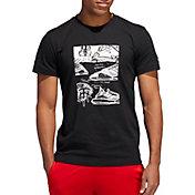 adidas Men's T-Mac MZ Graphic Basketball T-Shirt