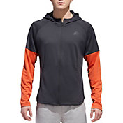 adidas Men's Team Issue Lite Zip Up Hoodie