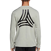 adidas Men's Tango Terry Jersey Long Sleeve Shirt