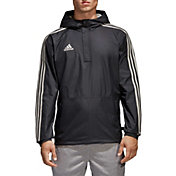 adidas Men's Tango Windbreaker Pullover Jacket