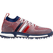 adidas Men's TOUR360 Knit Golf Shoes - Americana Edition