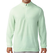 adidas Men's Wool Quarter-Zip Golf Pullover