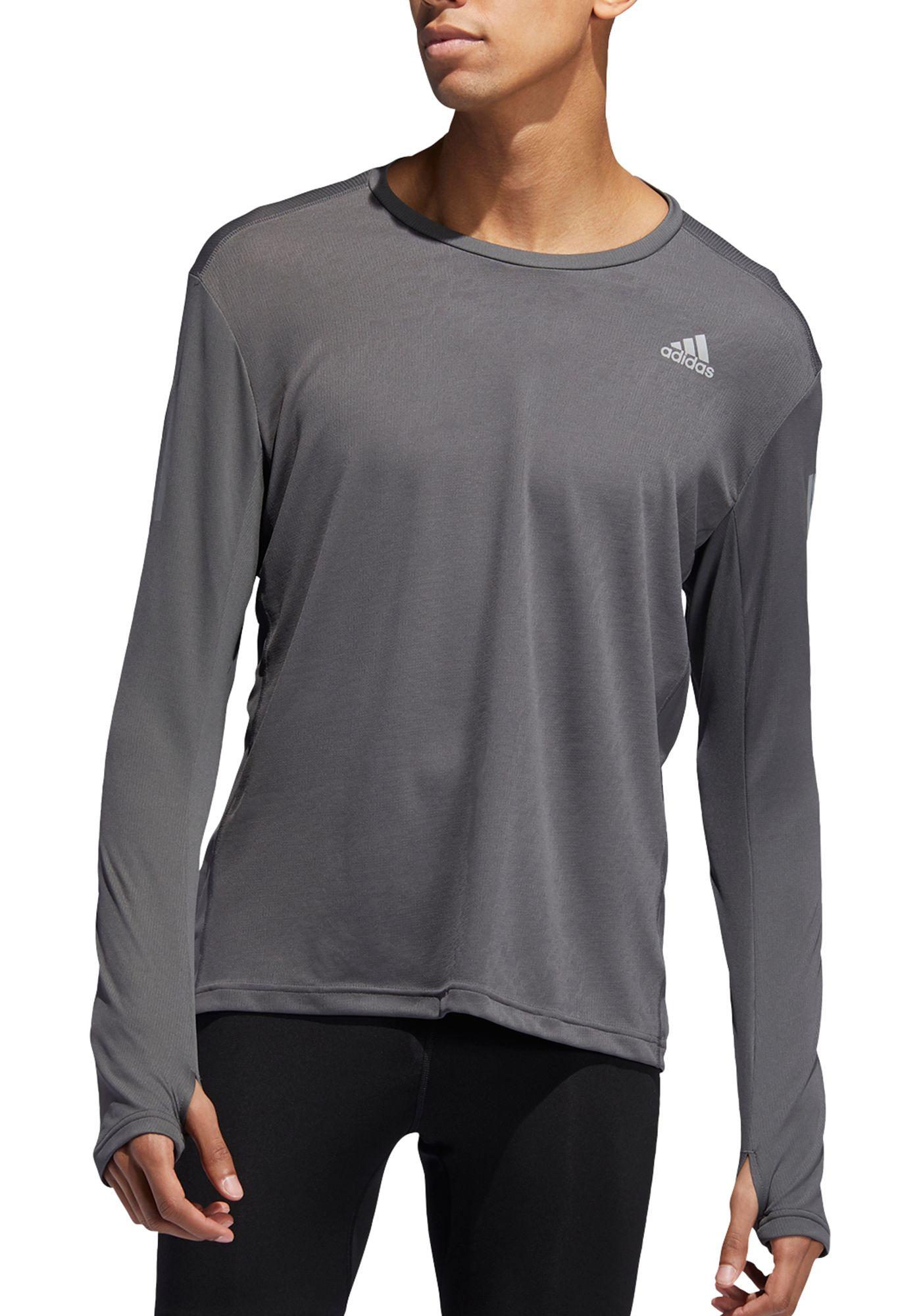 adidas Men's Own the Run Long Sleeve shirt