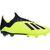 adidas Men's X 18.2 FG Soccer Cleats