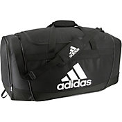 7d65bd541f Product Image · adidas Defender III Large Duffle Bag. Black/White