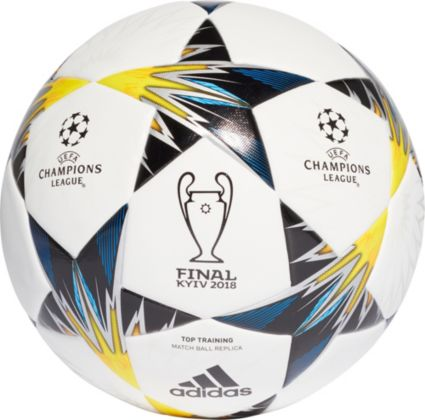 647d1e8de4b adidas UEFA Champions League Finale 2018 Kiev Top Training Soccer Ball