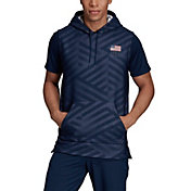 Adidas USA Volleyball Sleeveless Hoodie