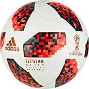 adidas 2018 FIFA World Cup Telstar Mechta Knockout Stage Official Match Ball