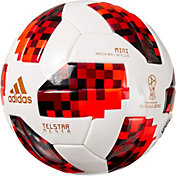 adidas 2018 FIFA World Cup Telstar Mechta Knockout Stage Mini Soccer Ball