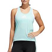 adidas Women's 3-Stripe Back Training Tank Top