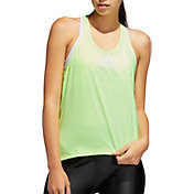 adidas Women's 3-Stripe Back Training Tank Top