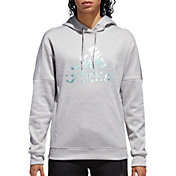 1aee55972215 Product Image · adidas Women s Badge Of Sport Camo Team Issue Hoodie