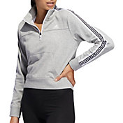 adidas Women's Changeover Half Zip Sweatshirt