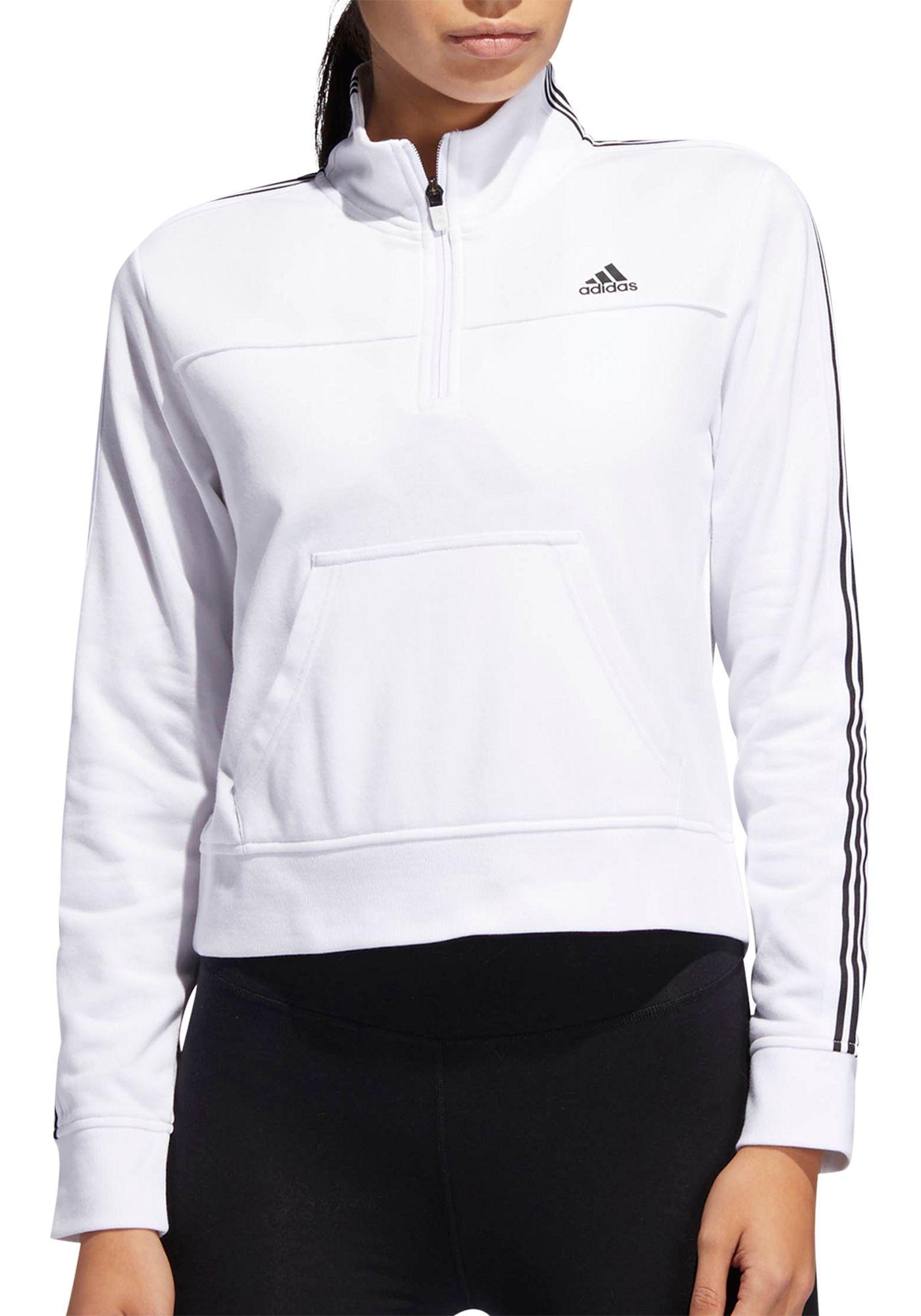 adidas Women's Changeover Half Zip Sweatshirt