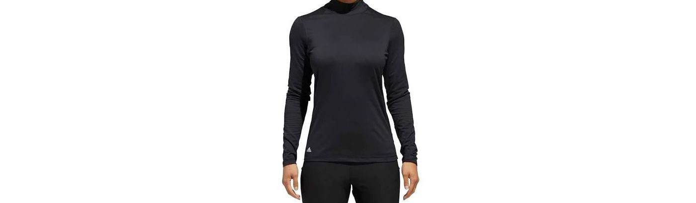adidas Women's Climaheat Long Sleeve Base Layer Top