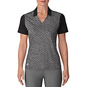 adidas Women's Crossover Novelty Golf Polo