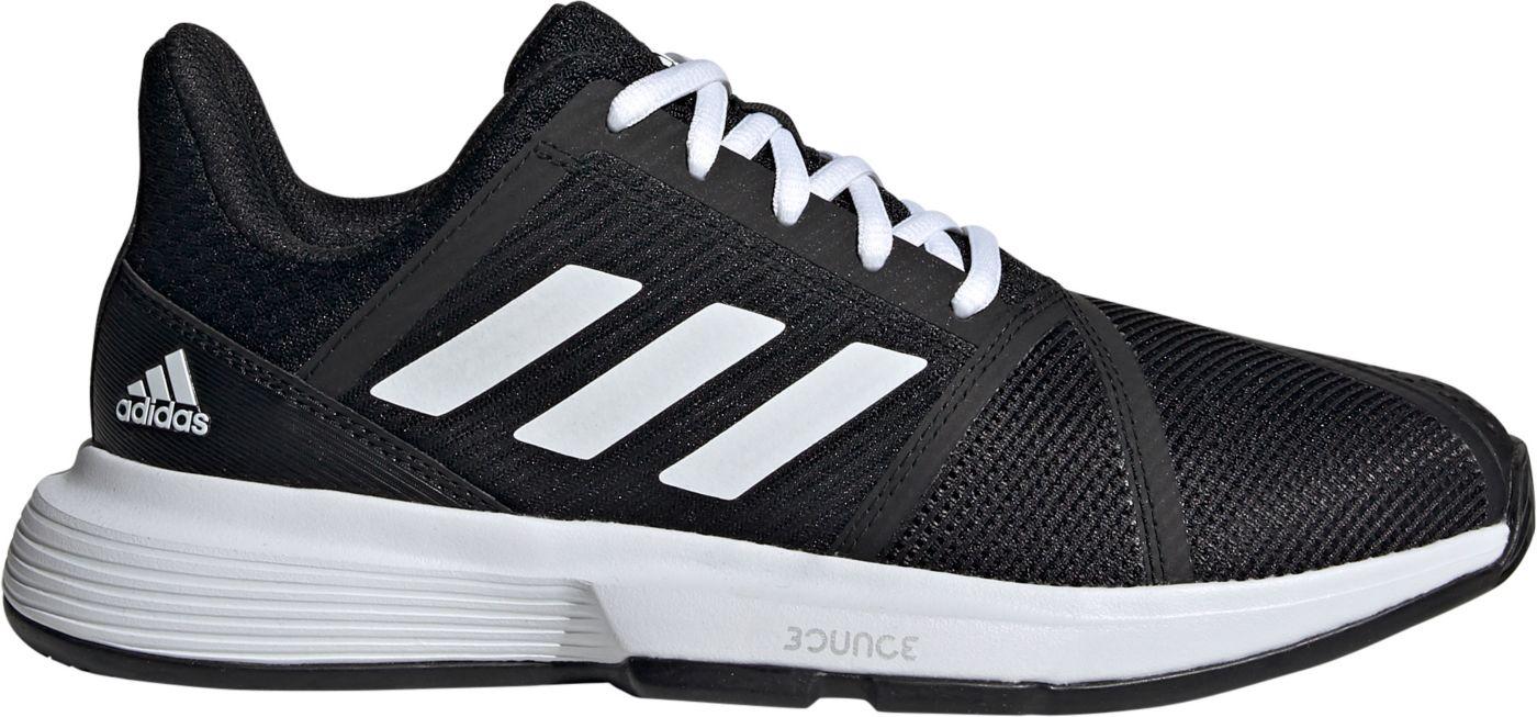 adidas Women's Court Jam Bounce Tennis Shoes