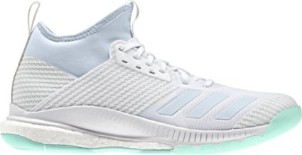 super popular 81dfb b2d77 adidas Womens Crazyflight x Mid Volleyball Shoes. noImageFound