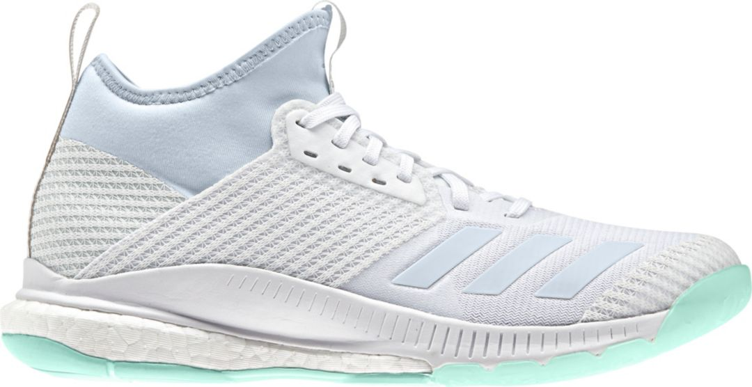 adidas Women's Crazyflight x Mid Volleyball Shoes