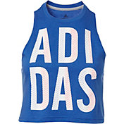 adidas Women's Americana Crop Tank Top