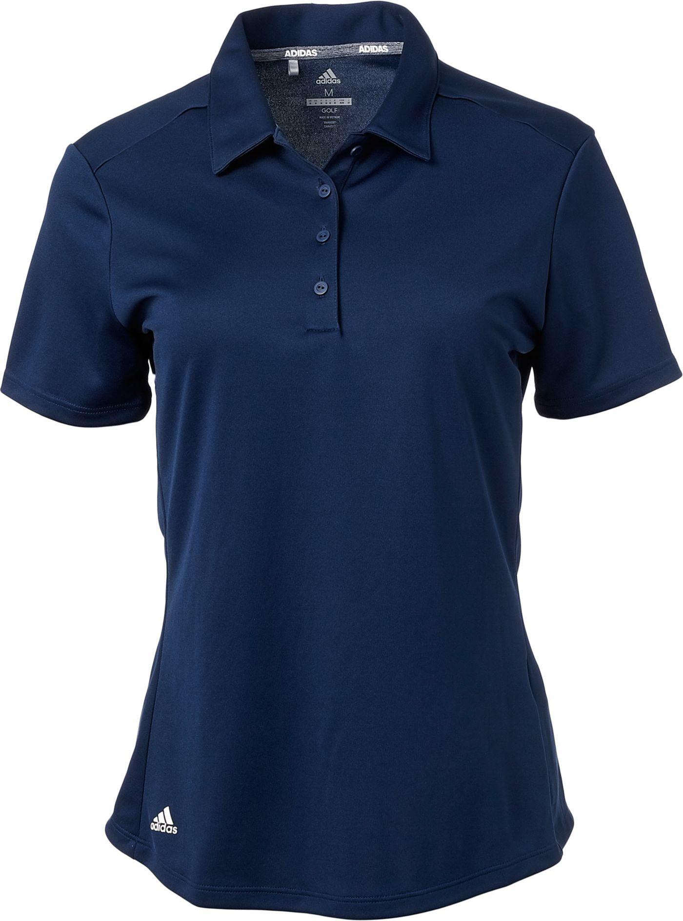adidas Women's Drive Golf Polo