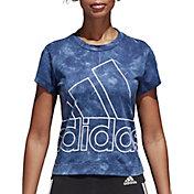 adidas Women's ID Logo T-Shirt