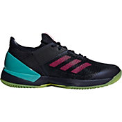 adidas Women's Ubersonic 3.0 Tennis Shoes