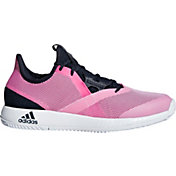 adidas Women's Adizero Defiant Bounce Tennis Shoes