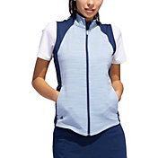 adidas Women's Full-Zip Golf Vest