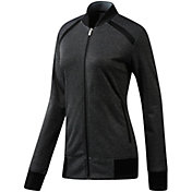 adidas Women's Fashion Fleece Bomber Jacket