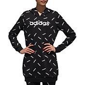 adidas Women's Graphic Print Hoodie