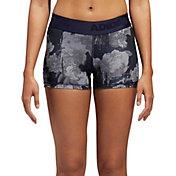 adidas Women's Alphaskin Sport Printed Short Tights
