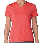 adidas Women's Ultimate365 Collarless Golf Shirt